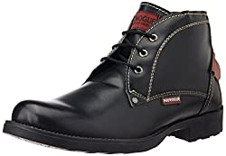 Provogue Mens Black Boots - 6 UK