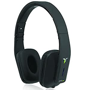 it7x2 foldable wireless bluetooth headphones with near electronics. Black Bedroom Furniture Sets. Home Design Ideas
