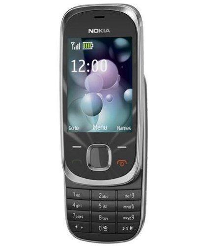 Nokia 7230Orange Freien Schieber, Farbe Graphite -
