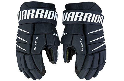 Warrior Senior Alpha QX5Handschuhe, QX5 Senior Glove NV Navy 13, Navy, Size 13