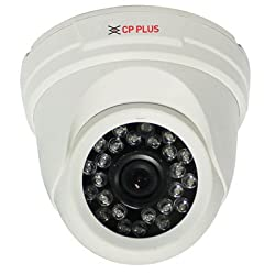 CP PLUS 2.4 MP Astra HD IR DOME CCTV CAMERA [COMPATIBLE WITH CP PLUS, DAHUA, HIKVISION DVR]