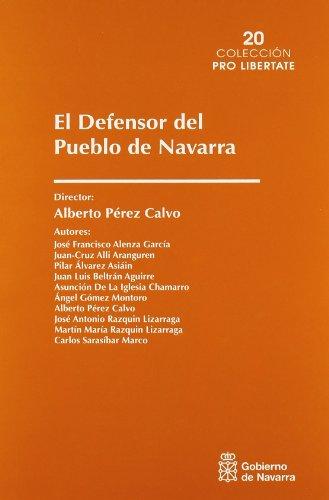 El defensor del pueblo de Navarra