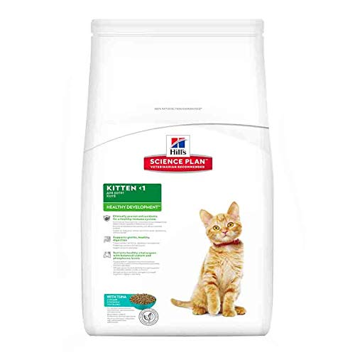 Hills Science Plan Kitten Gattini Cuccioli Healthy Development mangime Secco Gusto tonno kg. 2