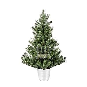 Original hallerts spritzguss weihnachtsbaum alnwick 90 cm for Nordmanntanne im topf