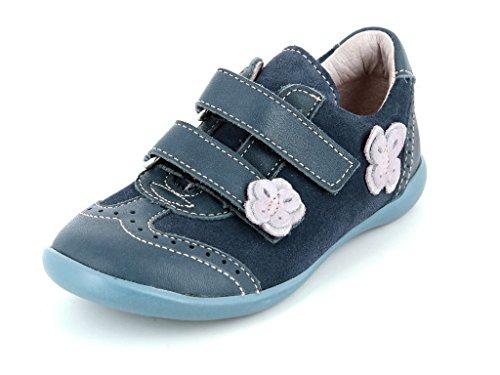 Däumling Anni - Alexa 300421-s-42 Crianças Velcro-halbschuh Em Estreitas 42 Calças Jeans Turino