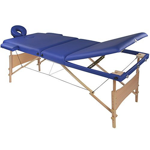 BB Sport – Massageliege Vitality 3 Zonen - 3