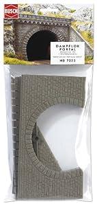 Busch 7023  - Boca de túnel HO Importado de Alemania
