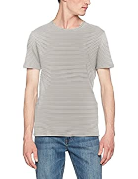 SELECTED HOMME Shhcamp Ss O-Neck Tee, Camiseta para Hombre