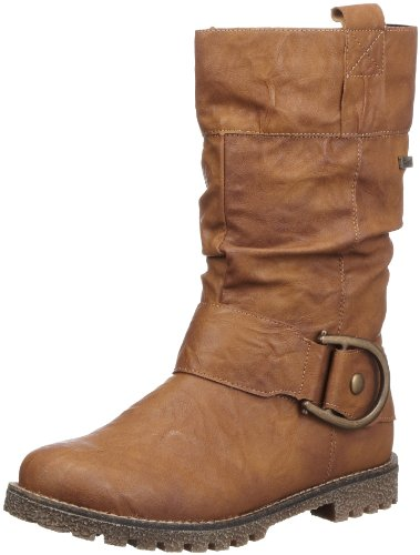 Rieker Kinder K1576, Boots fille Marron (Nuss 22)