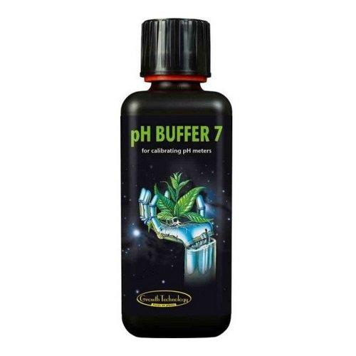 Growth Technology - Soluzione Buffer 7 per equilibrare il pH delle piante, 250 ml