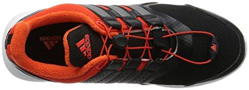 adidas Winterfast Sl K, Chaussures de Running Entrainement Garçon Noir - Negro (Negbas / Narsol / Narfue)