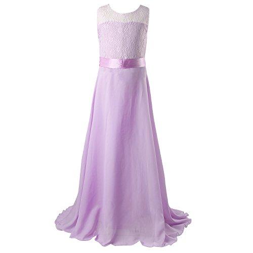 discoball-girls-lace-dress-chiffon-gown-dress-floor-length-dress-wedding-bridesmaid-flower-girl-long