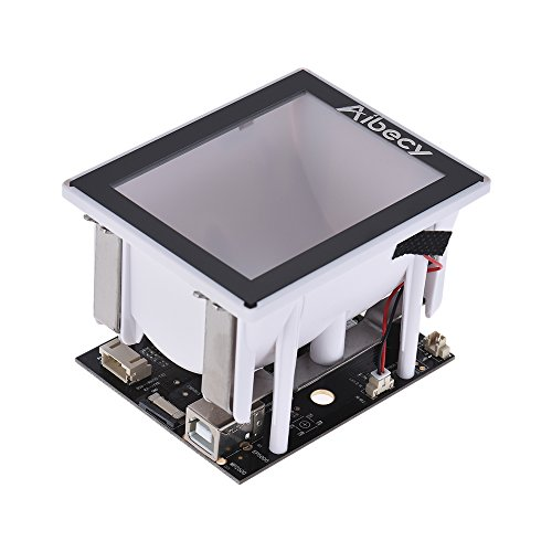 aibecy Scanner Barcode-Scanner-Modul Eingebaut 2d/QR/1d Scanner Motor-960* 680COMS mit USB Kabel -