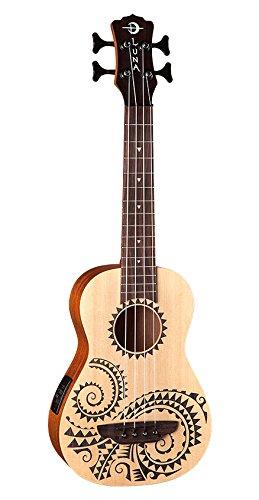 Luna Guitars FAU Fauna NOX Eclipse NOX Series Guitarra Electroacústica