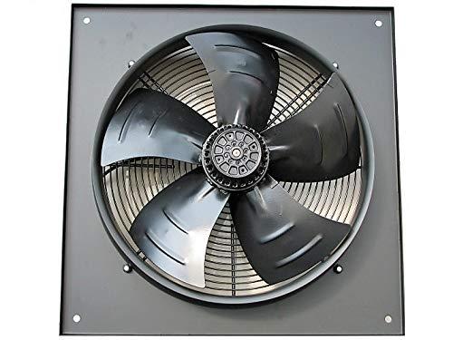 Extractor industrial comercial, ventilador de escape de 500 mm/20 pulgadas, resistente, potente,...
