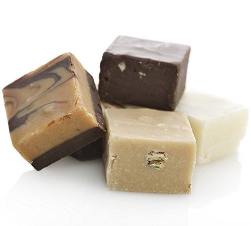 Old Fashioned Handmade Smooth Creamy Fudge - BUY 1 GET 1 FREE Chocolate Mint (1/4 Pound)