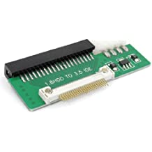 CF-50P Compact Flash Type II 4,57 cm a 8,89 cm 40 pin IDE adaptador de interfaz macho HD