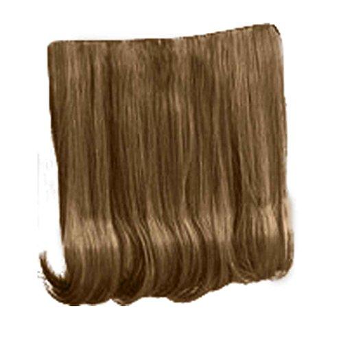 Babysbreath POP Stil Birne Lockiges Langes Haar Nahtlose Verlängerung Haarteil Perücken (Pop Haarteile)