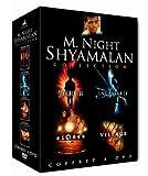 M Night Shyamalan collection : Sixième sens, Incassable, Le village, Signes