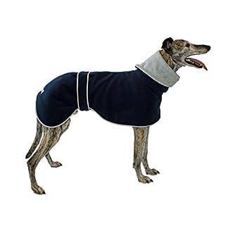 """Cosipet Greyhound Polo Coat, 14""""/35 cm, Blue 7"""