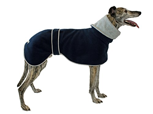 Cosipet Greyhound Polo Hundemantel, 71 cm, - Mantel Windhund