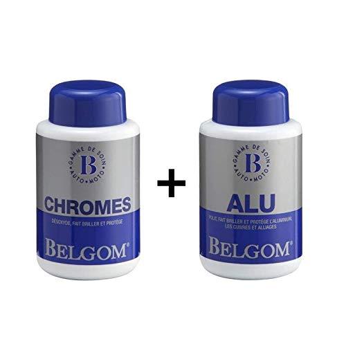 Belgom - Pack Alu et Chromes