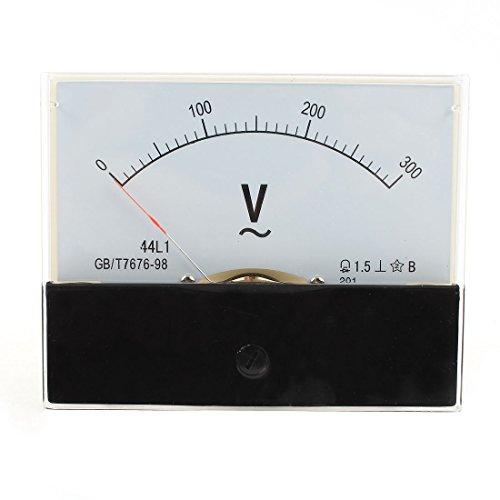 Preisvergleich Produktbild sourcingmap® Klasse 1,5 AC 0-300V Analogspannung Voltmeter Messgerät Panel Volt Meter 44L1