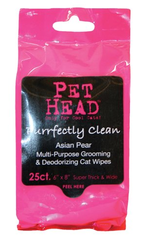 Artikelbild: Pet Head Purrfectly Clean Allzweck-Tücher, 50er-Packung
