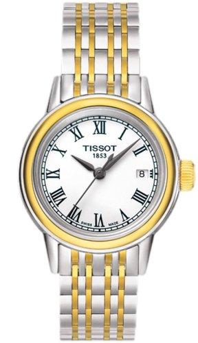 Tissot T085.210.22.013.00 – Reloj para mujeres, correa de acero inoxidable