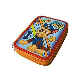 ARDITEX PW11446 Plumier de 2 Pisos de 15x21x4.2cm de Nickelodeon-Patrulla Canina