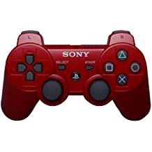 Sony - Mando DualShock 3, Color Rojo - [Importación USA] (PlayStation 3)