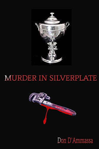Murder in Silverplate (English Edition) -