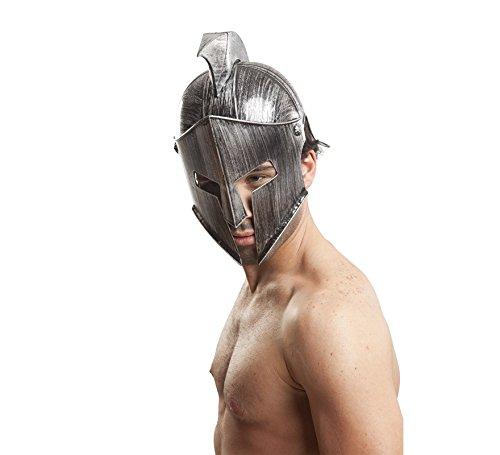 viving Kostüme viving costumes203586griechischen Helm (57cm, One Size) (Griechischen Dress Up Kostüme)