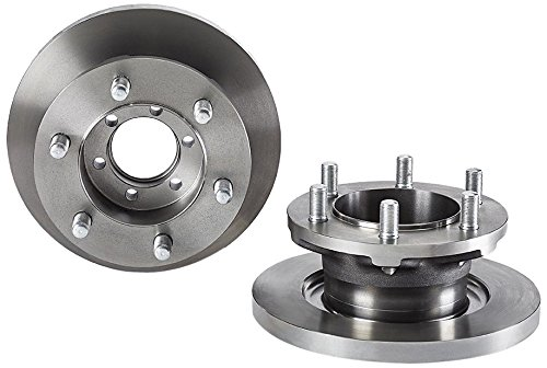 Brembo 08.5959.10 Front Brake Disc - Single Piece