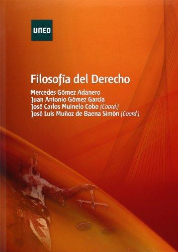 Filosofía del derecho (GRADO) por Mercedes GÓMEZ ADANERO