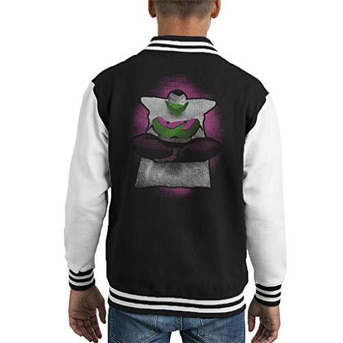 Dragon Ball Z Piccolo Kid's Varsity Jacket