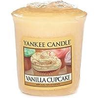 YANKEE CANDLE 1093714E - Vela, Aroma a Cupcake de Vainilla