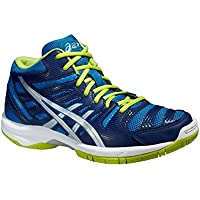Asics - Zapatos Gel-Beyond 4 MT GS, color azul, 15/16, turquesa, 2,5Y