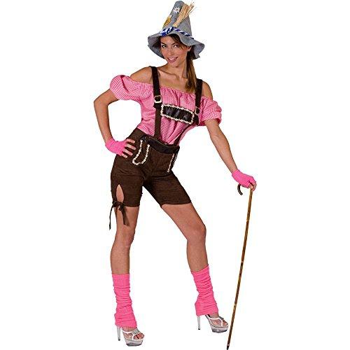 Rude Bayerinnen-Kostüm für Damen