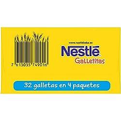 Nestlé Galletitas Para bebés a partir de 6 meses - Caja de Galletitas Para bebés de 12x180g