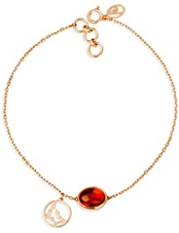 Mia By Tanishq 14KT Rose Gold Capricorn Bracelet for Women