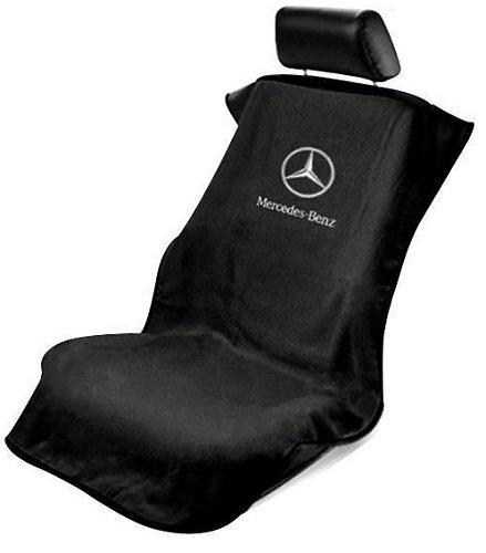 Preisvergleich Produktbild Sitz Armour sa100mbzb schwarz 'Mercedes Benz' Sitz Displayschutzfolie Handtuch