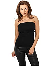 Urban Classics Damen TB686 Ladies Strapless Top Trägerlos