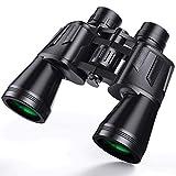GETKO WITH DEVICE Poweful Binoculars Telescope for Adults, Durable Clear Binoculars High Range