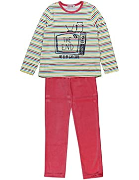 boboli Velour Pyjamas For Girl, Pijama para Niños