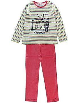 boboli Velour Pyjamas For Girl, Pijama para Niños