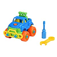 Clearance.Sale JYC Disassembly Truck Design Educational toys for children