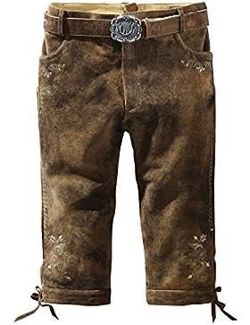 Herren Trachten Lederhose von der Marke STOCKERPOINT in verschiedenen Farben, Sigmar3