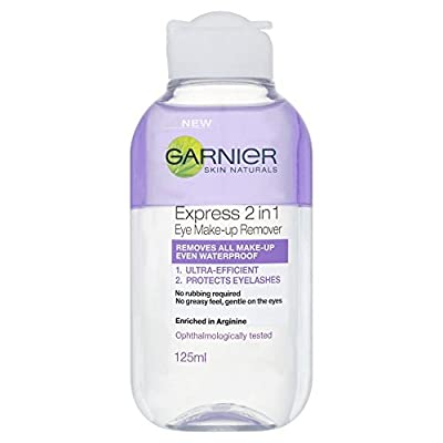 Garnier Skin Naturals 2-in-1 Eye Make-Up Remover 125ml from L'Oreal