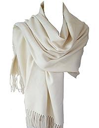 1dcc97f14e5f Amazon.fr   Rose Poudré - Echarpes et foulards   Accessoires   Vêtements